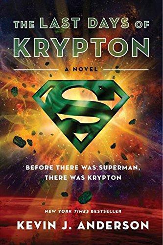 9780062219855: The Last Days of Krypton: A Novel