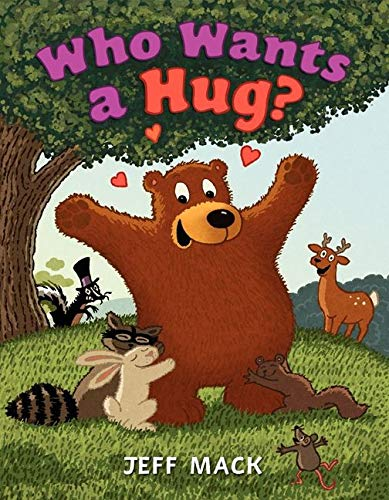 9780062220264: Who Wants a Hug?