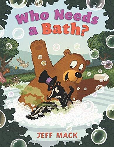 9780062220288: Who Needs a Bath?
