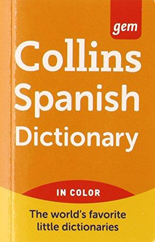 9780062220493: Collins Gem Spanish Dictionary, 9th Edition (Collins Language)