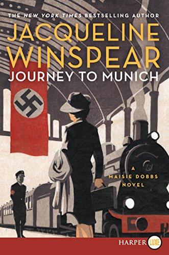 9780062220639: Journey to Munich LP: A Maisie Dobbs Novel