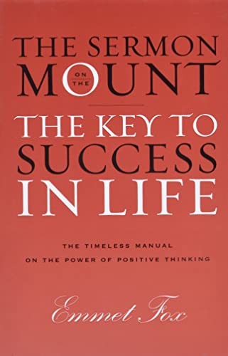 9780062221568: Sermon on the Mount: The Key to Success in Life The Gift Edition