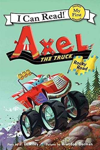 9780062222312: Axel the Truck: Rocky Road (I Can Read)