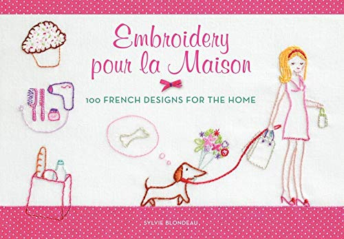 9780062222619: Embroidery pour la Maison: 100 French Designs for the Home