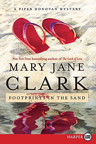 9780062222824: Footprints in the Sand LP: A Piper Donovan Mystery (Piper Donovan/Wedding Cake Mysteries)