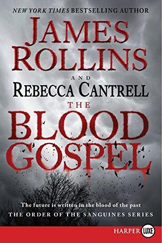 9780062222848: The Blood Gospel