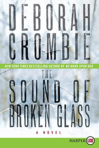 9780062222930: The Sound of Broken Glass LP: A Novel (Duncan Kincaid/Gemma James Novels)