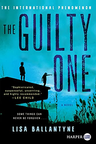 9780062222954: The Guilty One LP