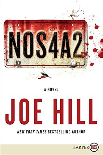 9780062222992: NOS4A2: A Novel