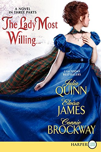 9780062223050: The Lady Most Willing...LP: A Novel in Three Parts