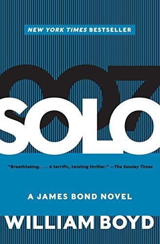 9780062223135: Solo (James Bond)