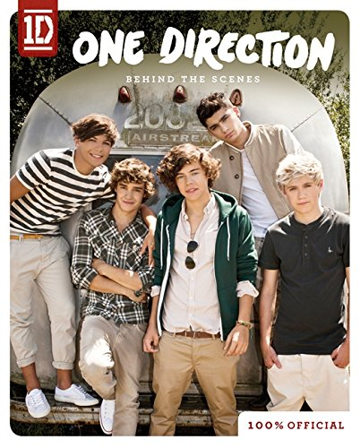 9780062223159: One Direction: Behind the Scenes