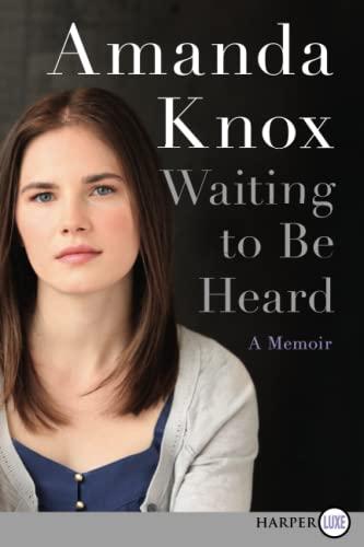 9780062223265: Waiting to Be Heard: A Memoir