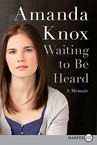 9780062223265: Waiting to Be Heard LP: A Memoir