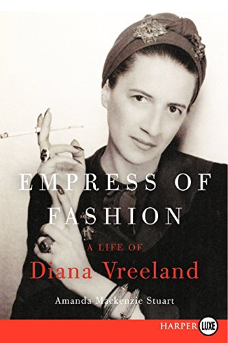 9780062223289: Empress of Fashion LP: The Life of Diana Vreeland