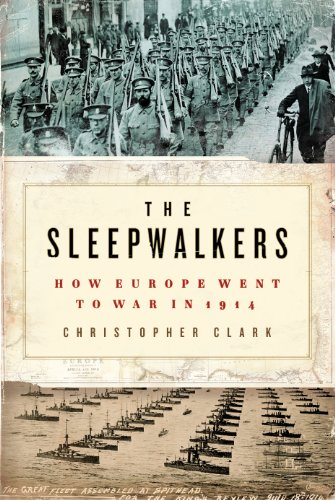 9780062223326: The Sleepwalkers LP: How Europe Went to War in 1914