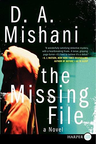 9780062223340: The Missing File LP (Avraham Avraham Series)