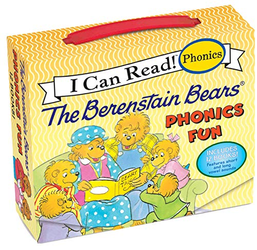 9780062223463: The Berenstain Bears Phonics Fun (My First I Can Read)