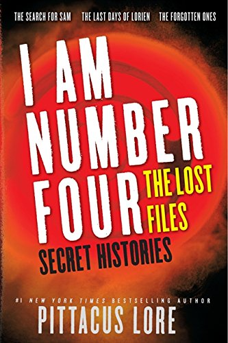 I Am Number Four, The Lost files: Pittacus Lore.