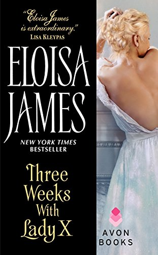 9780062223890: Three Weeks With Lady X (Desperate Duchesses)