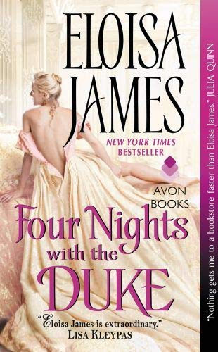 9780062223913: Four Nights with the Duke (Desperate Duchesses)