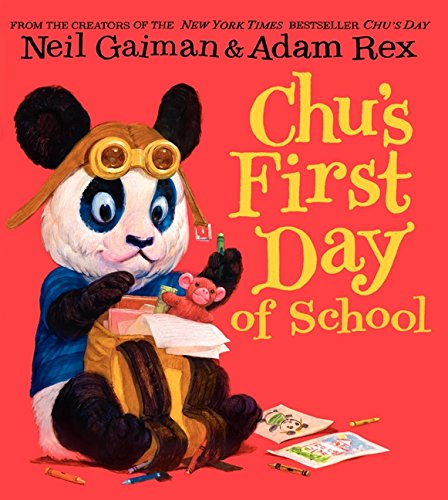 9780062223975: Chu's First Day of School