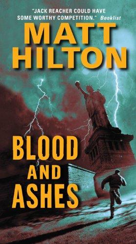 9780062225283: Blood and Ashes (Joe Hunter Novels)