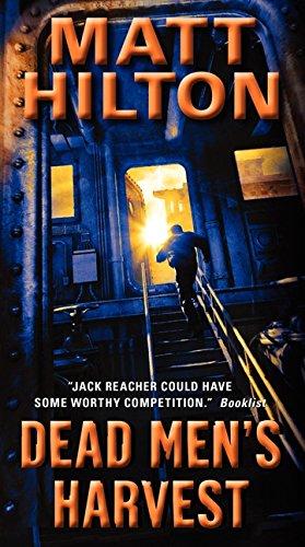 9780062225306: Dead Men's Harvest (Joe Hunter Novels)