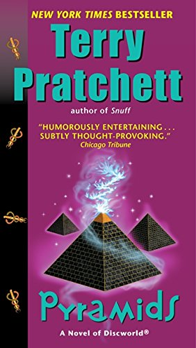 9780062225740: Pyramids (Discworld Novels)