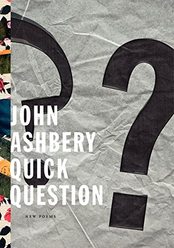 9780062225955: Quick Question: New Poems