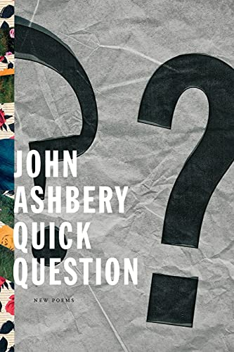 9780062225962: Quick Question: New Poems