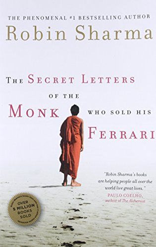 9780062226082: The Secret Letters of the Monk Who Sold His Ferrari