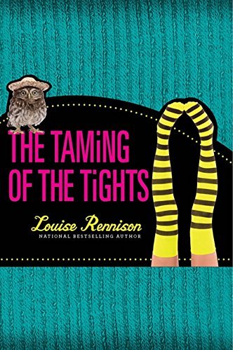 9780062226204: The Taming of the Tights (Misadventures of Tallulah Casey)