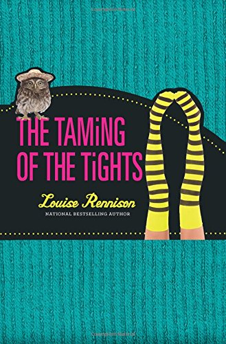 9780062226211: The Taming of the Tights (Misadventures of Tallulah Casey)