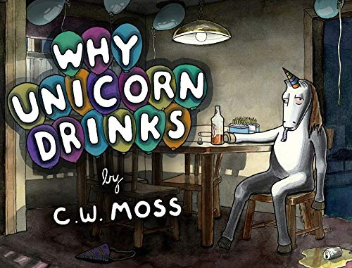 9780062227133: Why Unicorn Drinks
