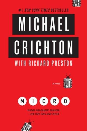 9780062227188: Micro: A Novel