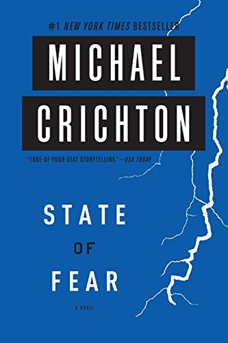 9780062227218: State of Fear: A Novel