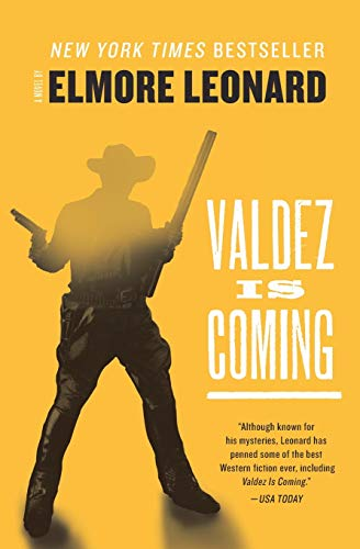 9780062227850: Valdez Is Coming: A Novel