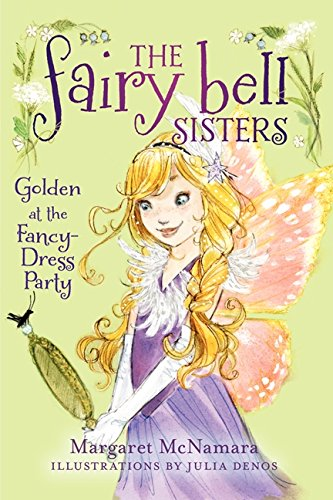 9780062228086: Golden at the Fancy-Dress Party (Fairy Bell Sisters)