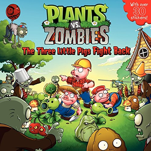 9780062228383: Plants vs. Zombies: The Three Little Pigs Fight Back