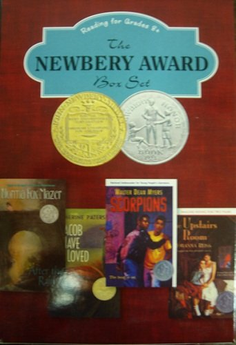 9780062228574: The NEWBERY AWARD box set. Reading for Grades 8+. Is a title for four books set: The Upsters Room by J. Reiss; Scorpions by W.D. Myers; Jacob Have I Love by K. Paterson; After the Rain by N.F. Mazer.