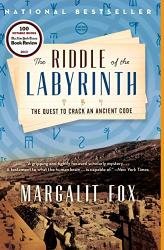 9780062228864: The Riddle of the Labyrinth: The Quest to Crack an Ancient Code