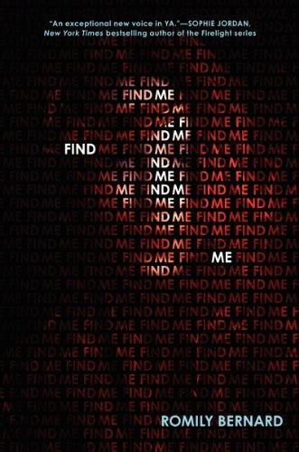 9780062229038: Find Me