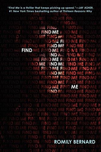 9780062229045: Find Me
