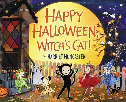 9780062229168: Happy Halloween, Witch's Cat!