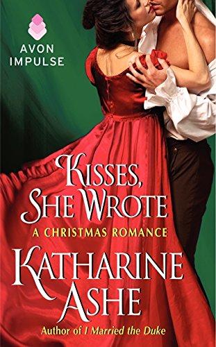 9780062229908: Kisses, She Wrote: A Christmas Romance (Prince Catchers Novella)