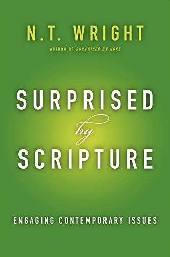 9780062230539: Surprised by Scripture: Engaging Contemporary Issues