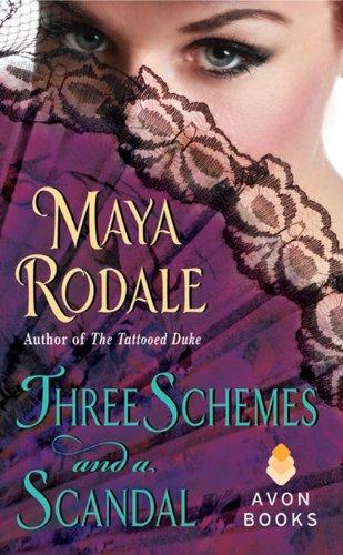 9780062230805: Three Schemes and a Scandal (A Writing Girls Novella)