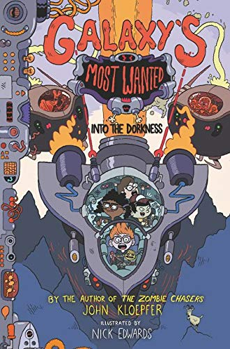 9780062231048: Galaxy's Most Wanted #2: Into the Dorkness