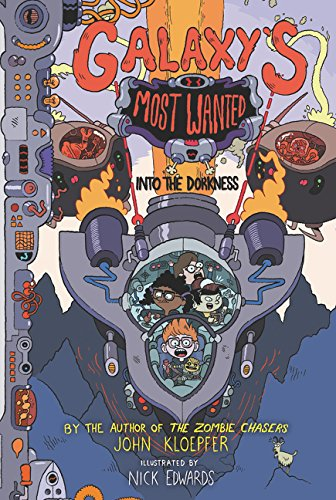 9780062231093: Galaxy's Most Wanted #2: Into the Dorkness